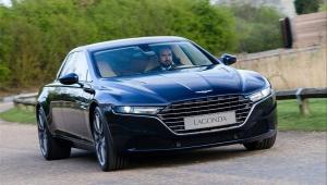 Aston Martin Lagonda High Definition Wallpapers