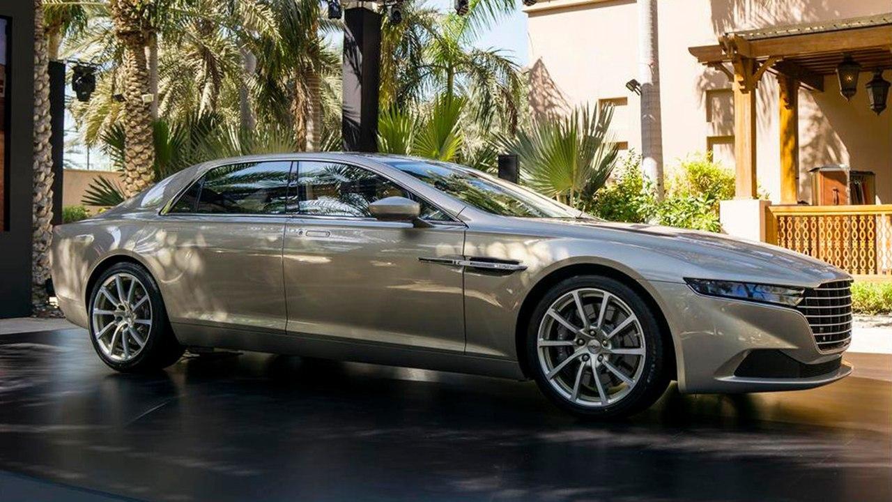 Aston Martin Lagonda High Definition