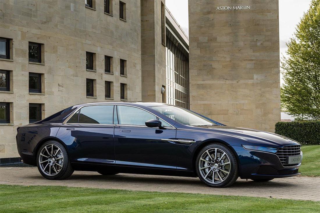Aston Martin Lagonda High Quality Wallpapers