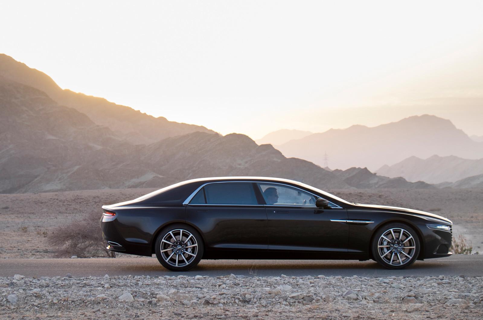 Aston Martin Lagonda Photos