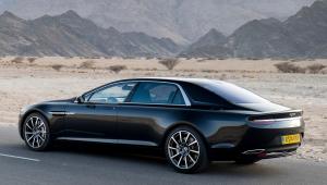 Aston Martin Lagonda Pictures