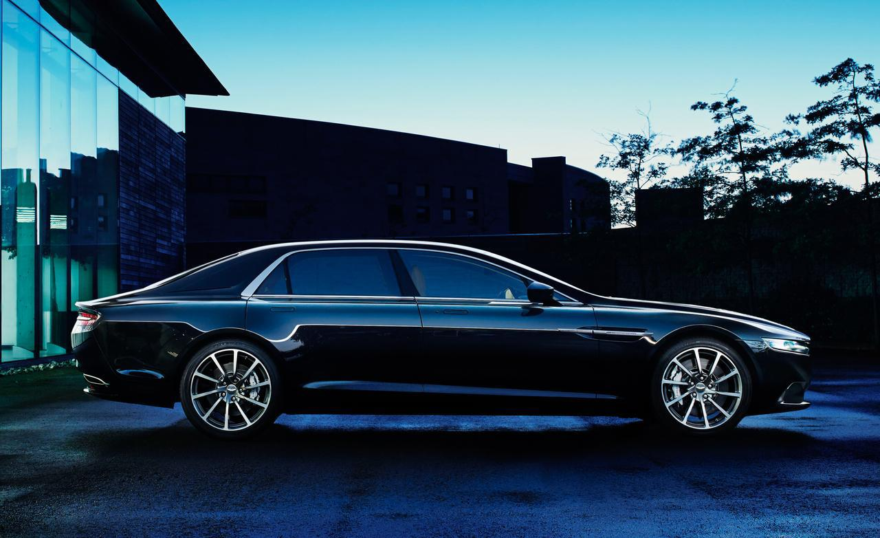 Aston Martin Lagonda Wallpaper