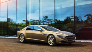 Aston Martin Lagonda For Desktop