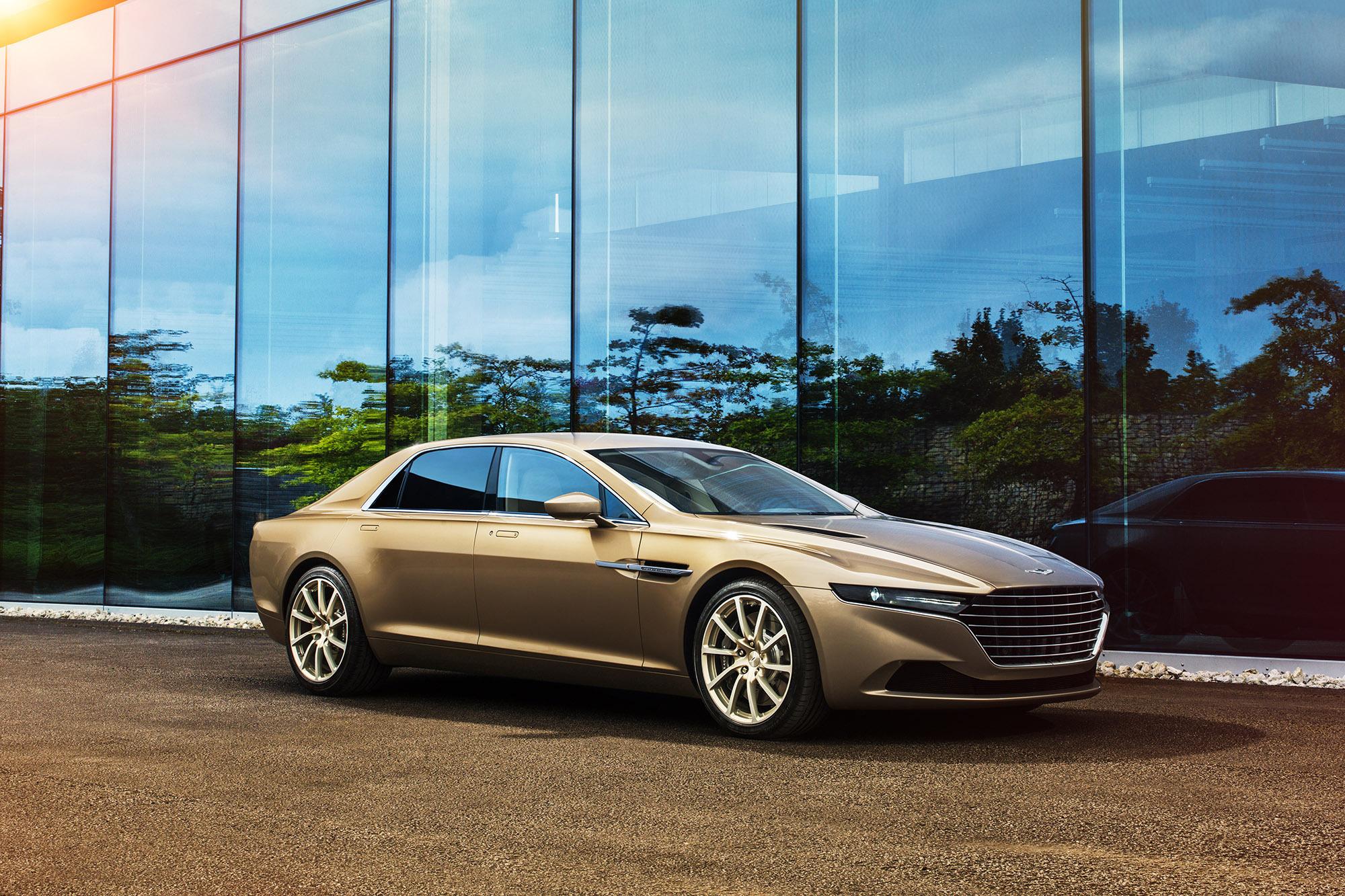 Aston Martin Lagonda For Desktop