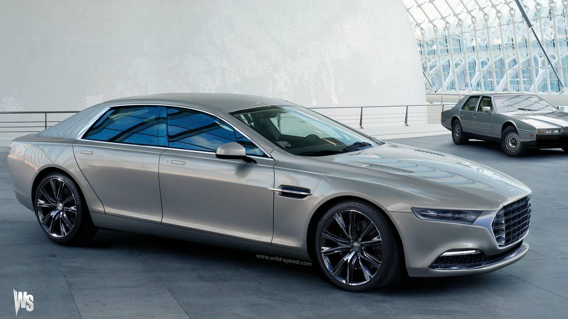 Aston Martin Lagonda Full HD