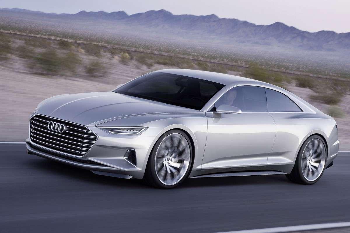 Audi A9 2016 Concept Background