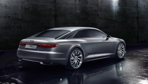 Audi A9 2016 Concept Images