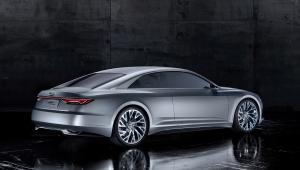 Audi A9 2016 Concept Photos