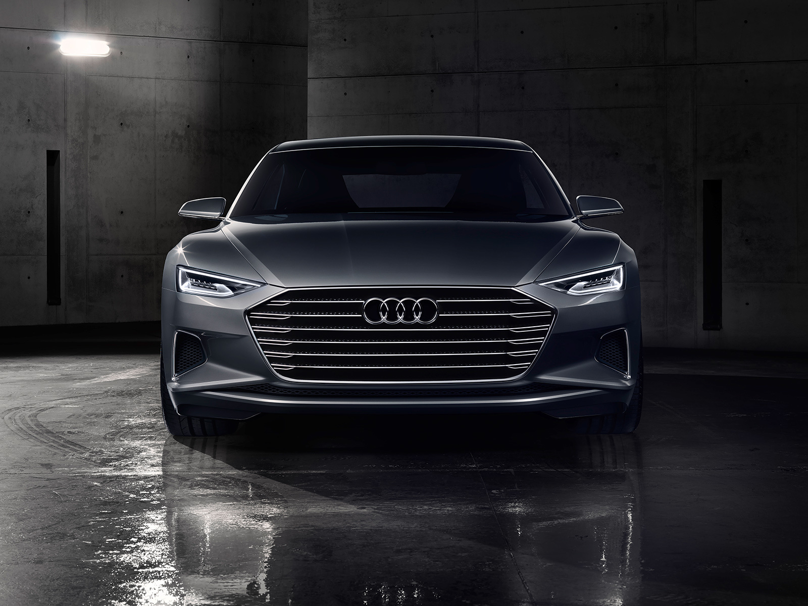 Audi A9 2016 Concept Wallpapers