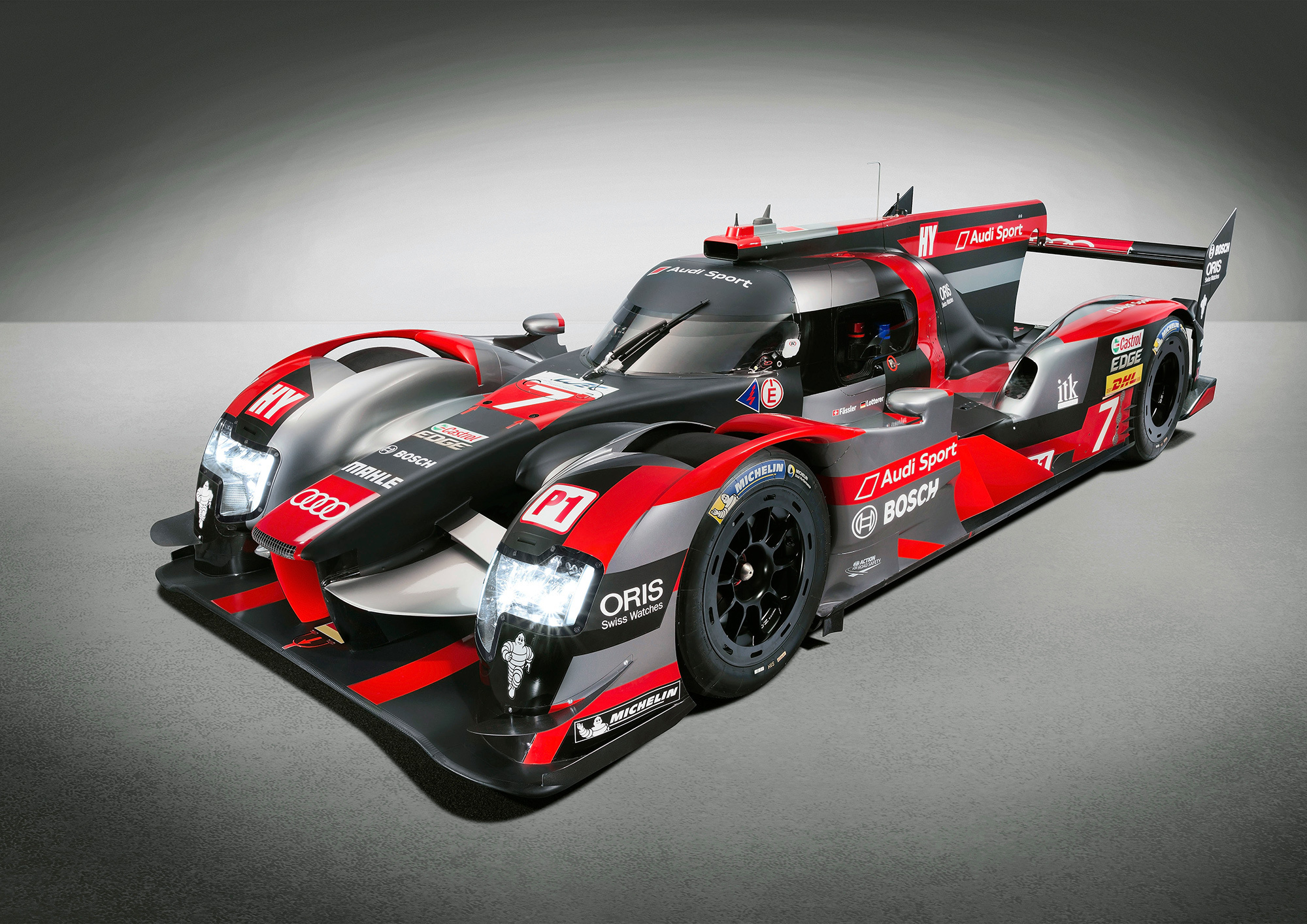 Audi R18 Wallpapers HD