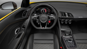 Audi R8 Spyder High Definition