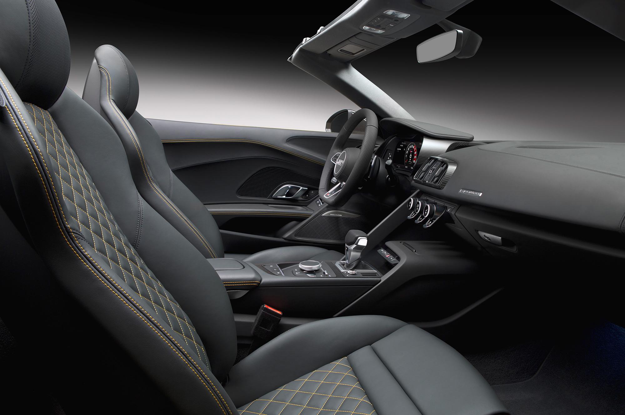 Audi R8 Spyder Wallpapers HQ