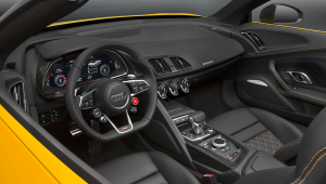 Audi R8 Spyder Full HD