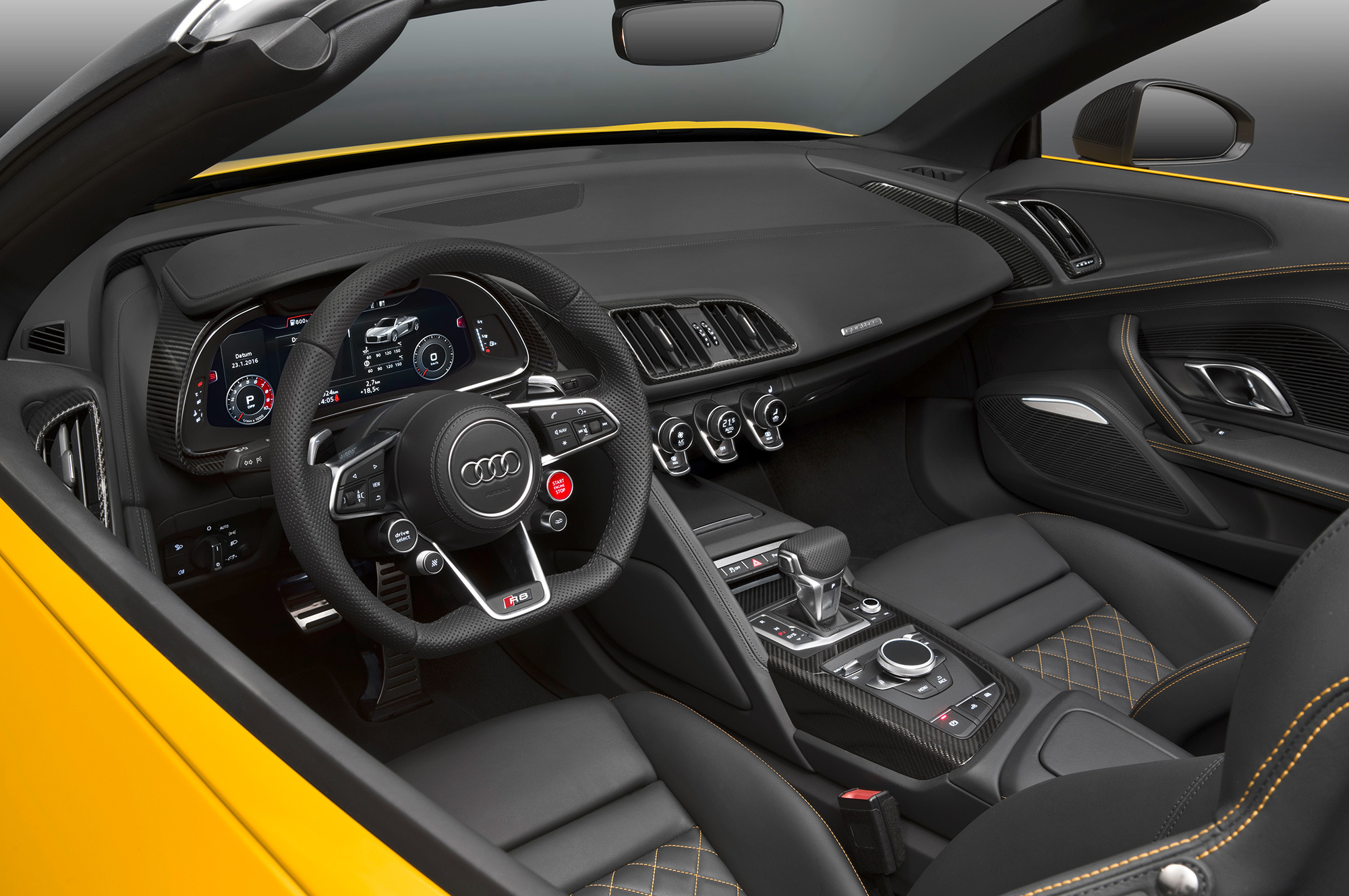 Audi R8 Spyder Full HD