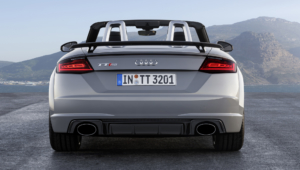 Audi TT RS Computer Wallpaper