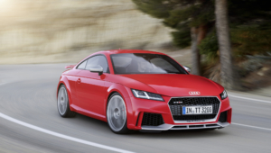 Audi TT RS Desktop
