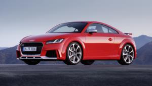 Audi TT RS HD
