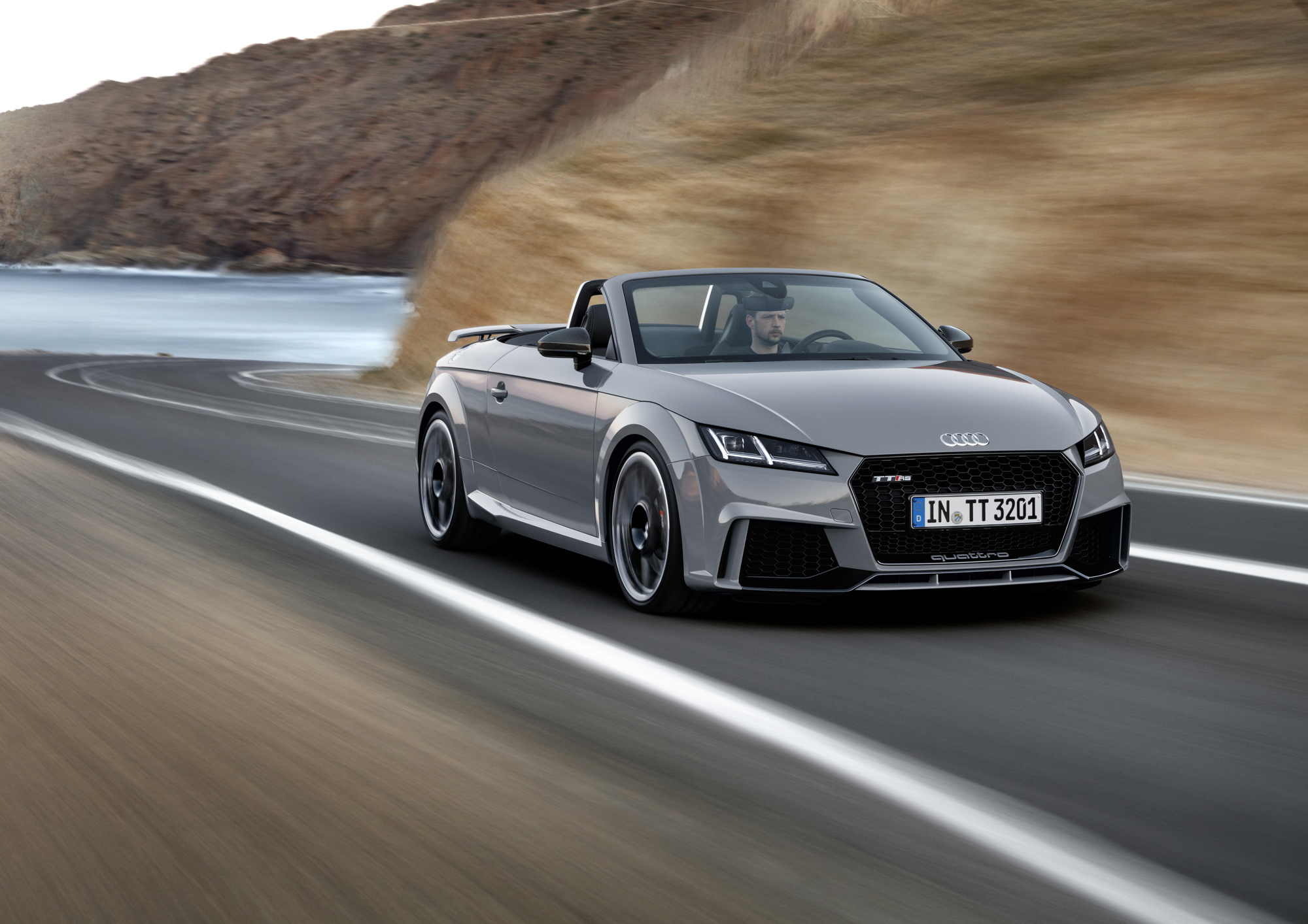 Audi TT RS High Definition Wallpapers
