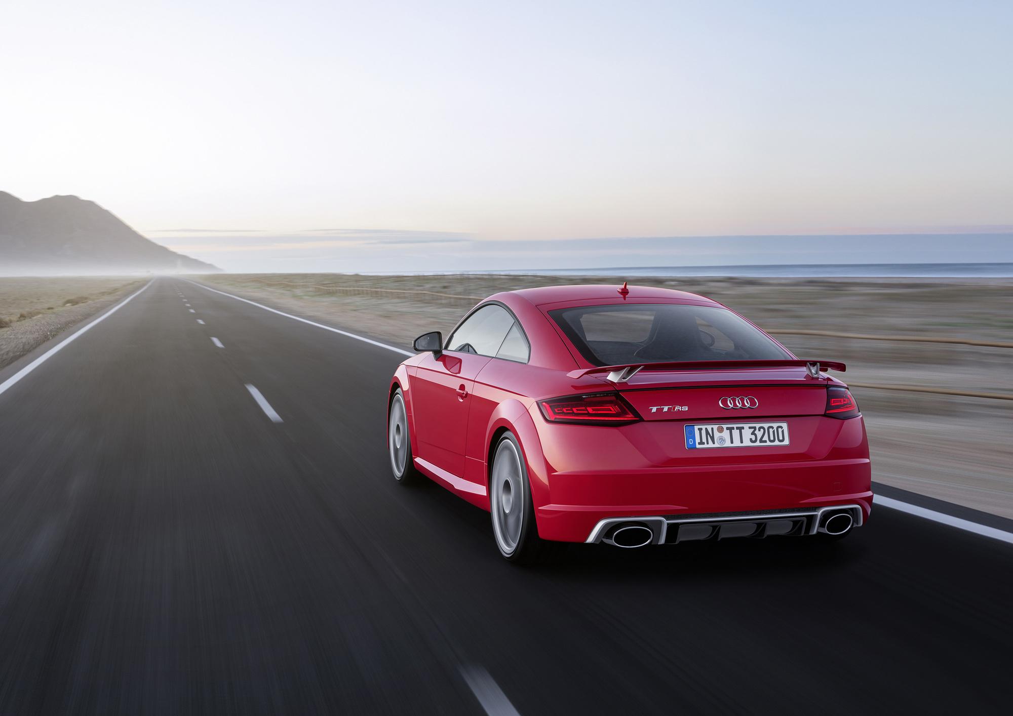 Audi TT RS High Definition