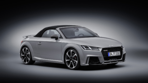 Audi TT RS High Quality Wallpapers