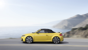 Audi TT RS Pictures