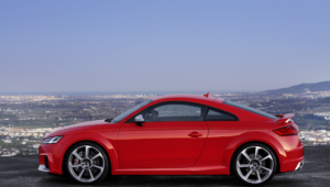 Audi TT RS Wallpaper For Computer