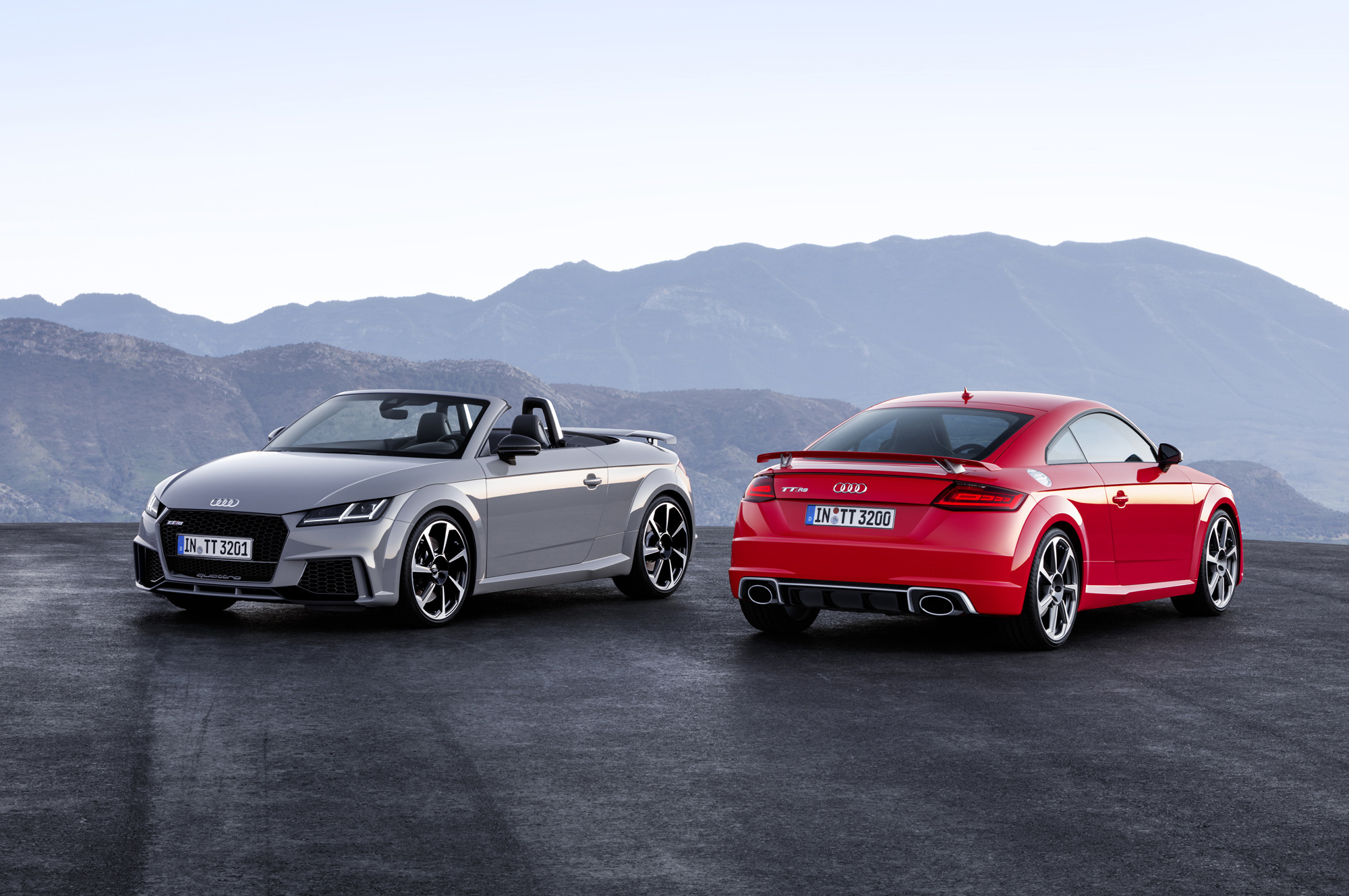 Audi TT RS Wallpapers HD