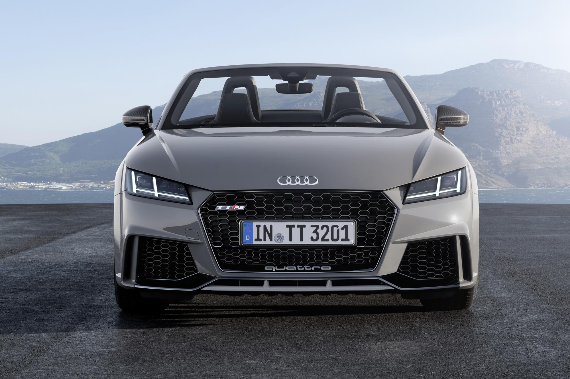 Audi TT RS Widescreen