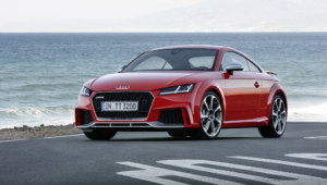 Audi TT RS For Desktop