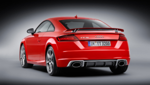 Audi TT RS Full HD