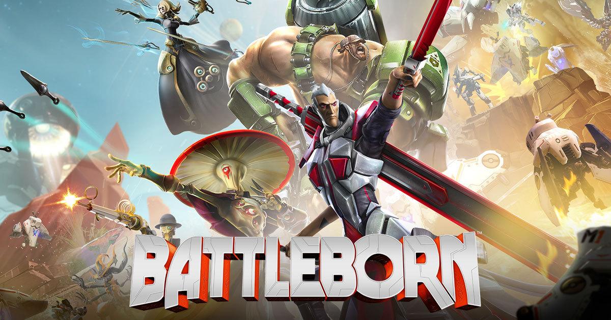 Battleborn High Quality Wallpapers