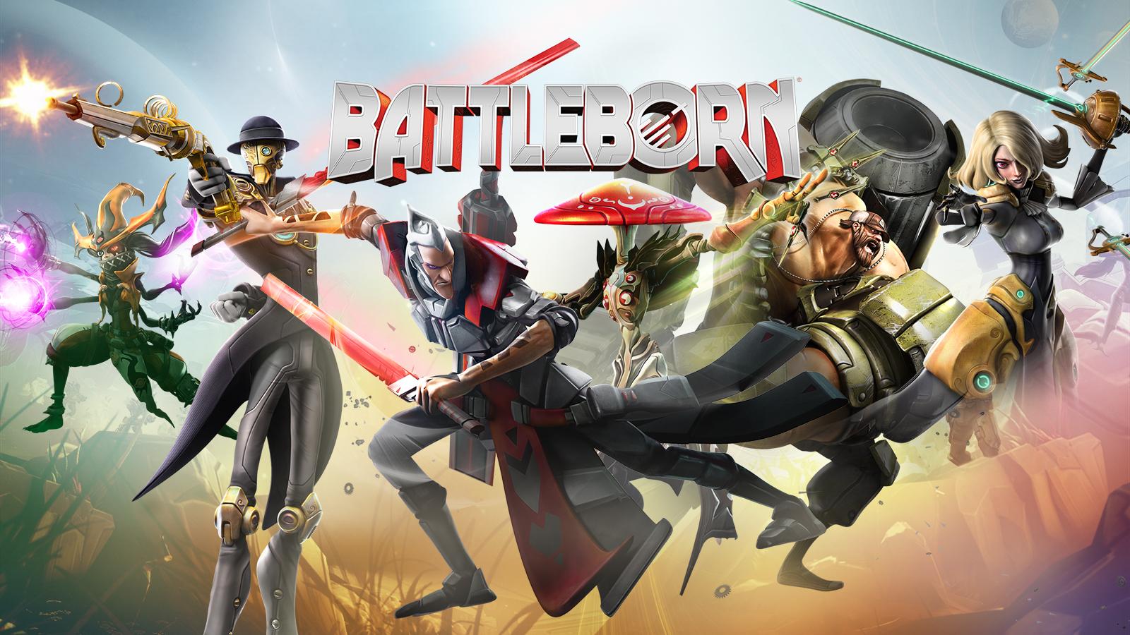 Battleborn Photos