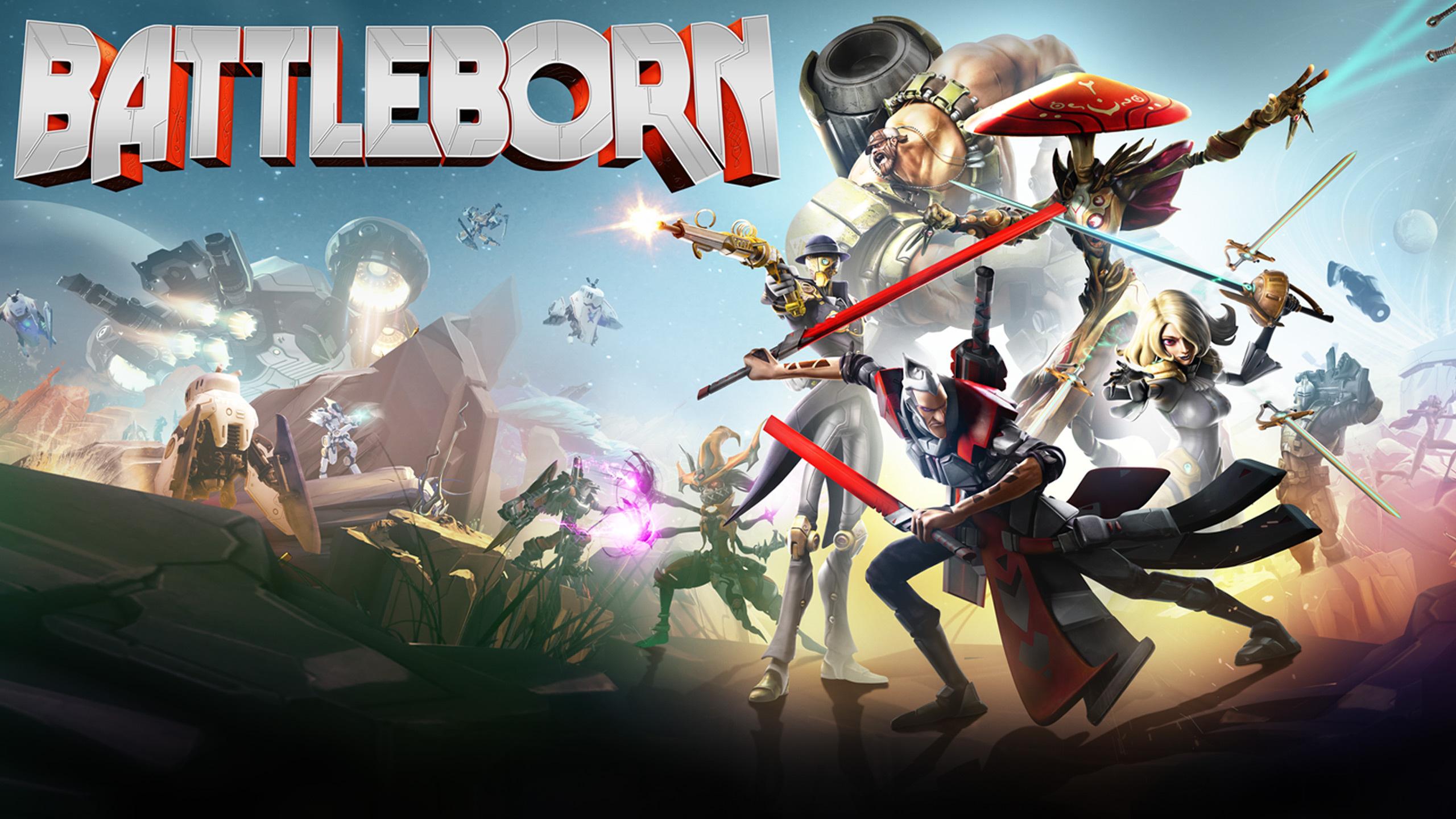 Battleborn Widescreen