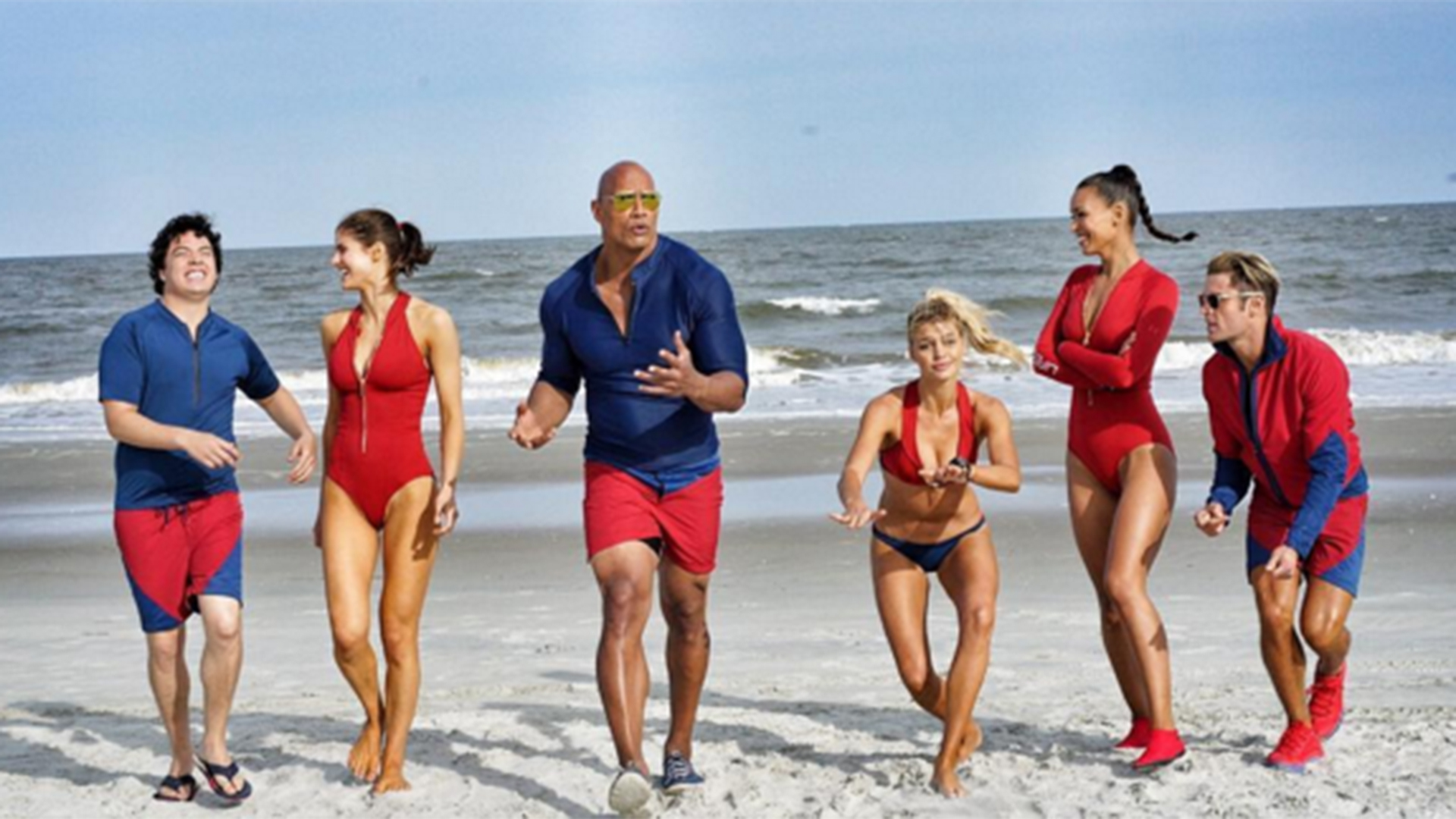 Baywatch 2017 Wallpapers