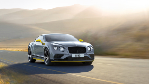 Bentley Continental GT Speed Images