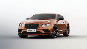 Bentley Continental GT Speed Wallpapers HD