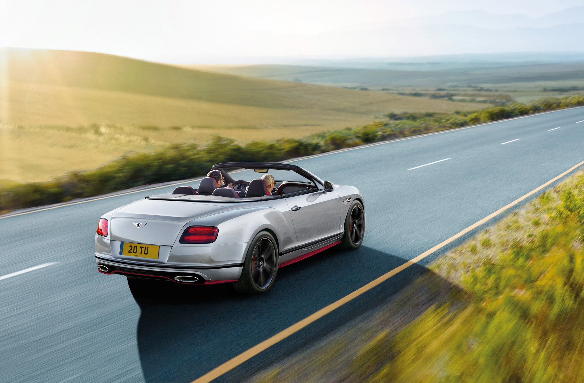 Bentley Continental GT Speed Wallpapers