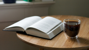 Bible As Coffee Table Book