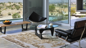 Black Noguchi Coffee Table