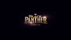 Black Panther Movie 2017 HD Wallpaper