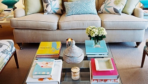 Books As Coffee Table Accessories