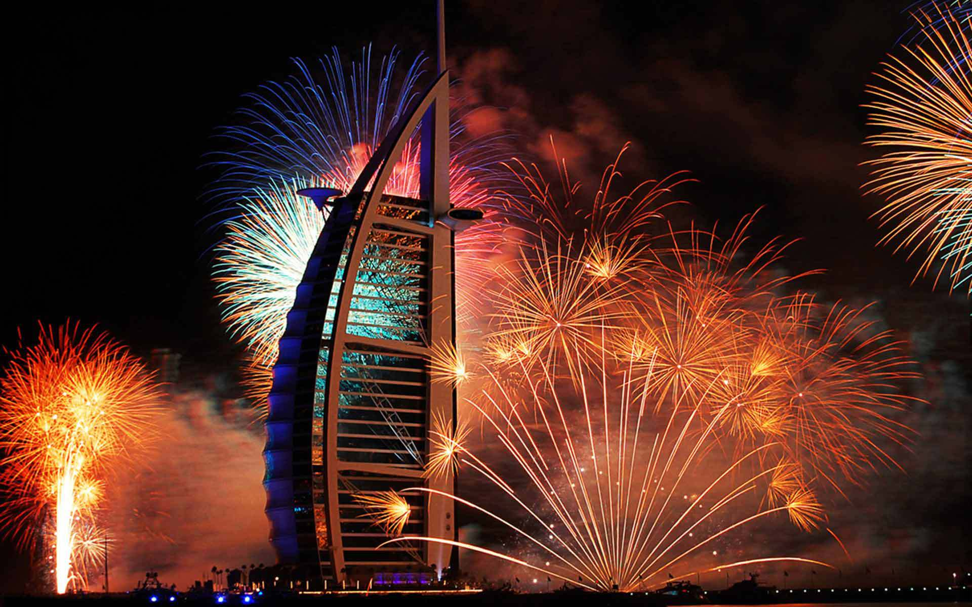 Burj Al Arab 4K