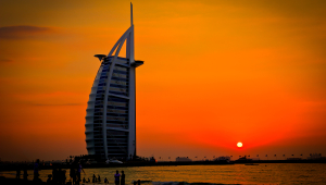 Burj Al Arab Background