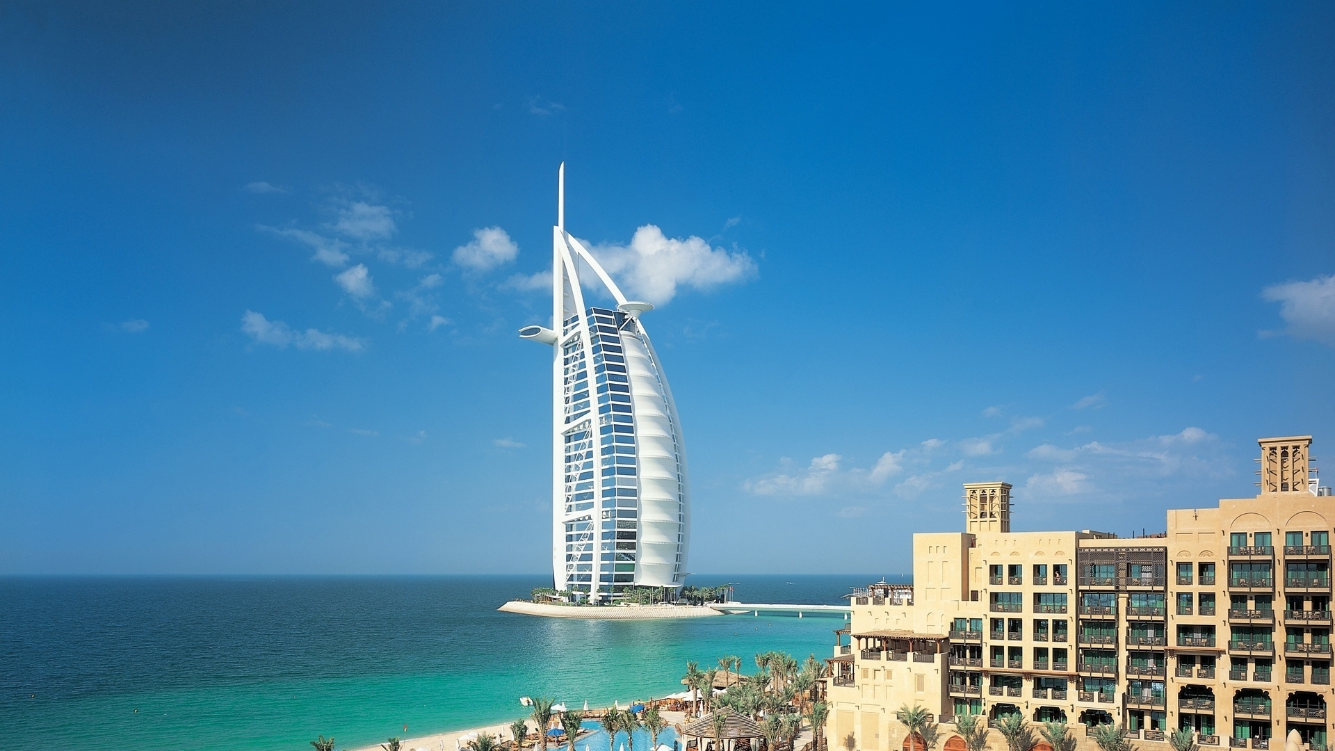 Burj Al Arab Free HD Wallpapers