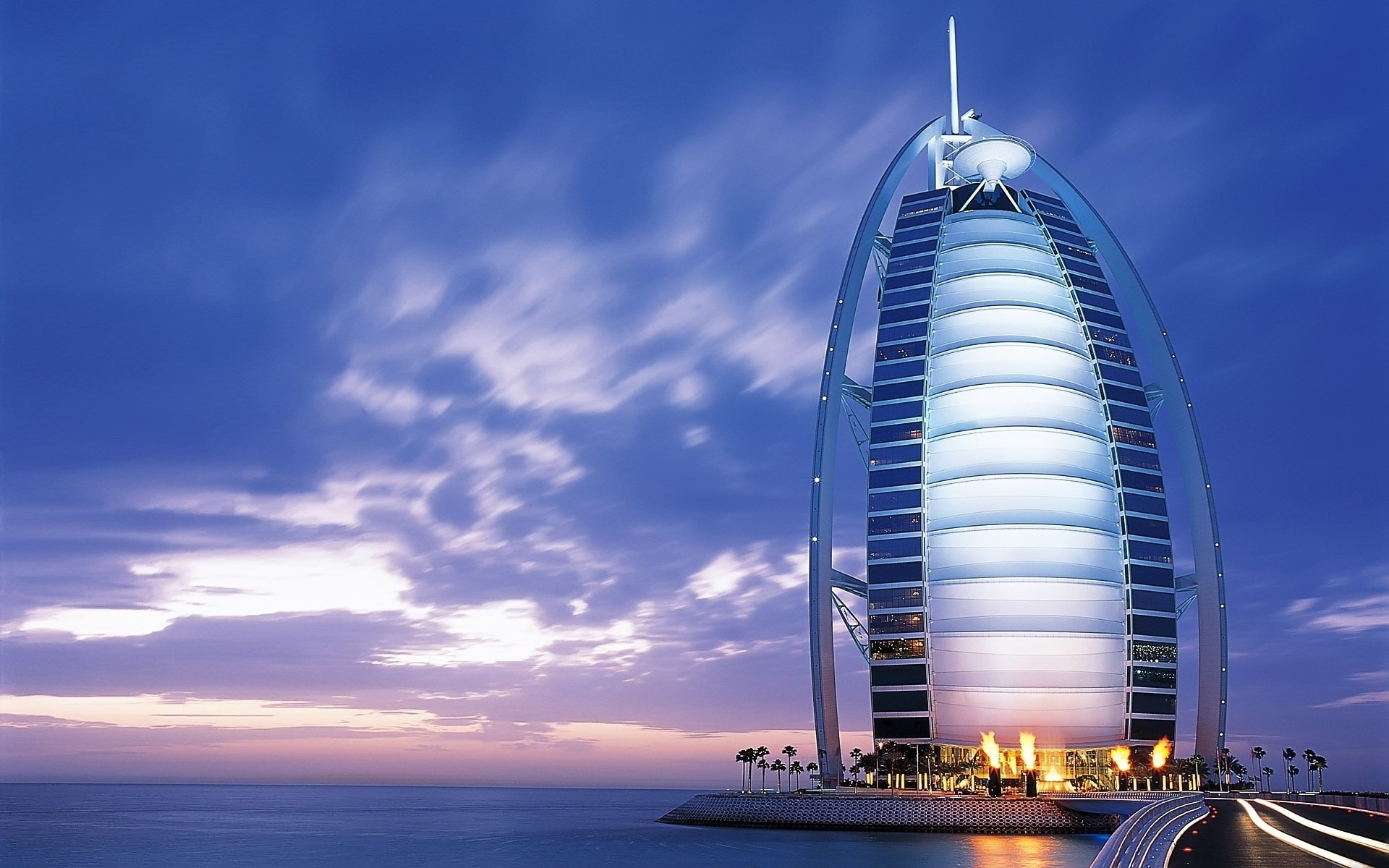 Burj Al Arab Wallpapers And Backgrounds