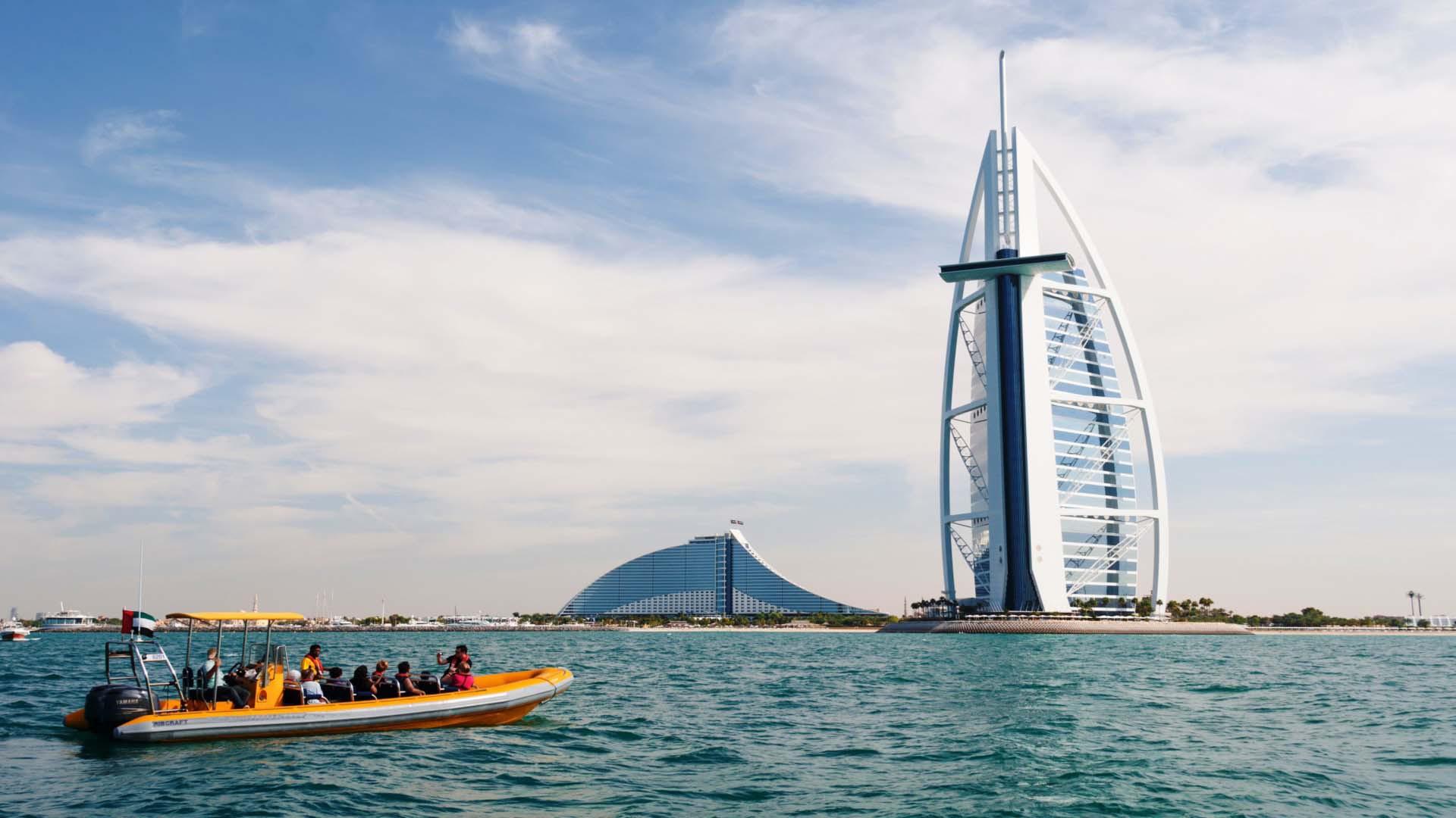 Burj Al Arab Widescreen