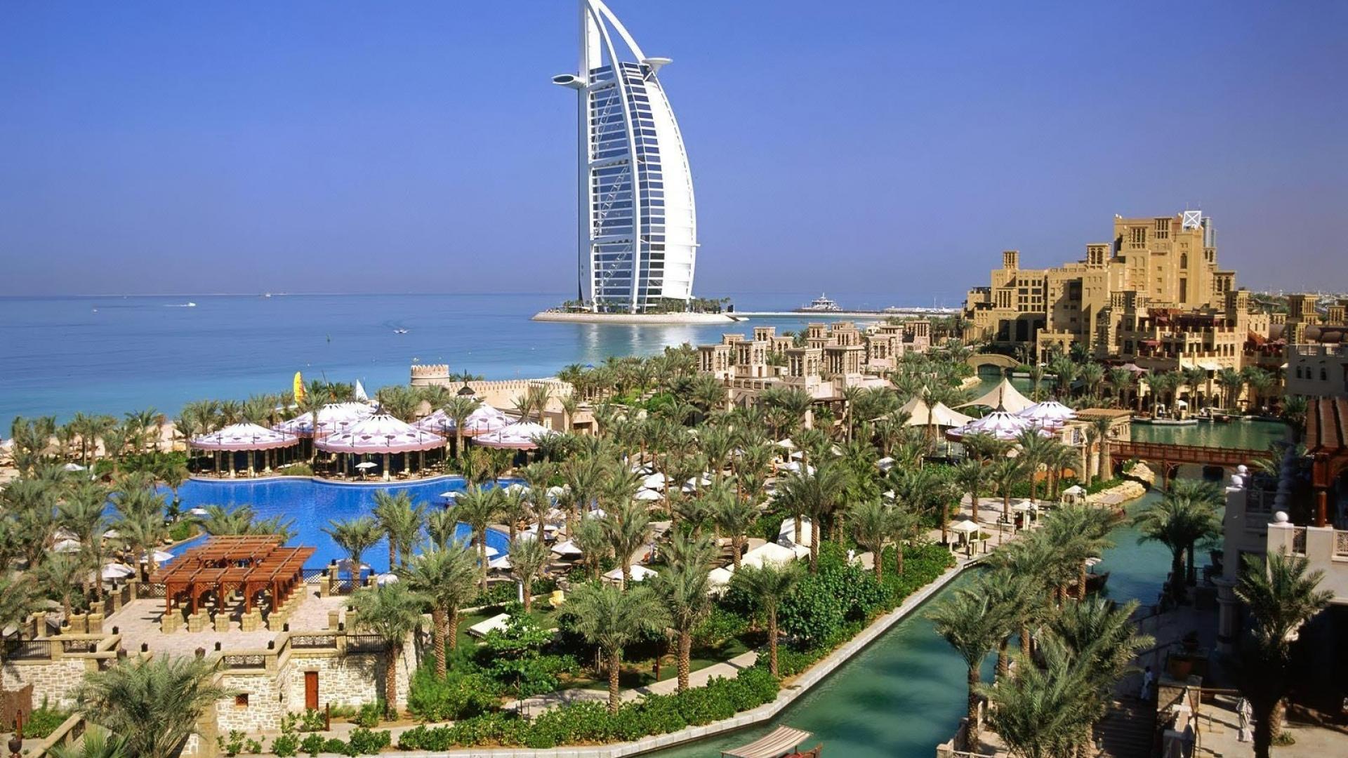 Burj Al Arab For Desktop Background