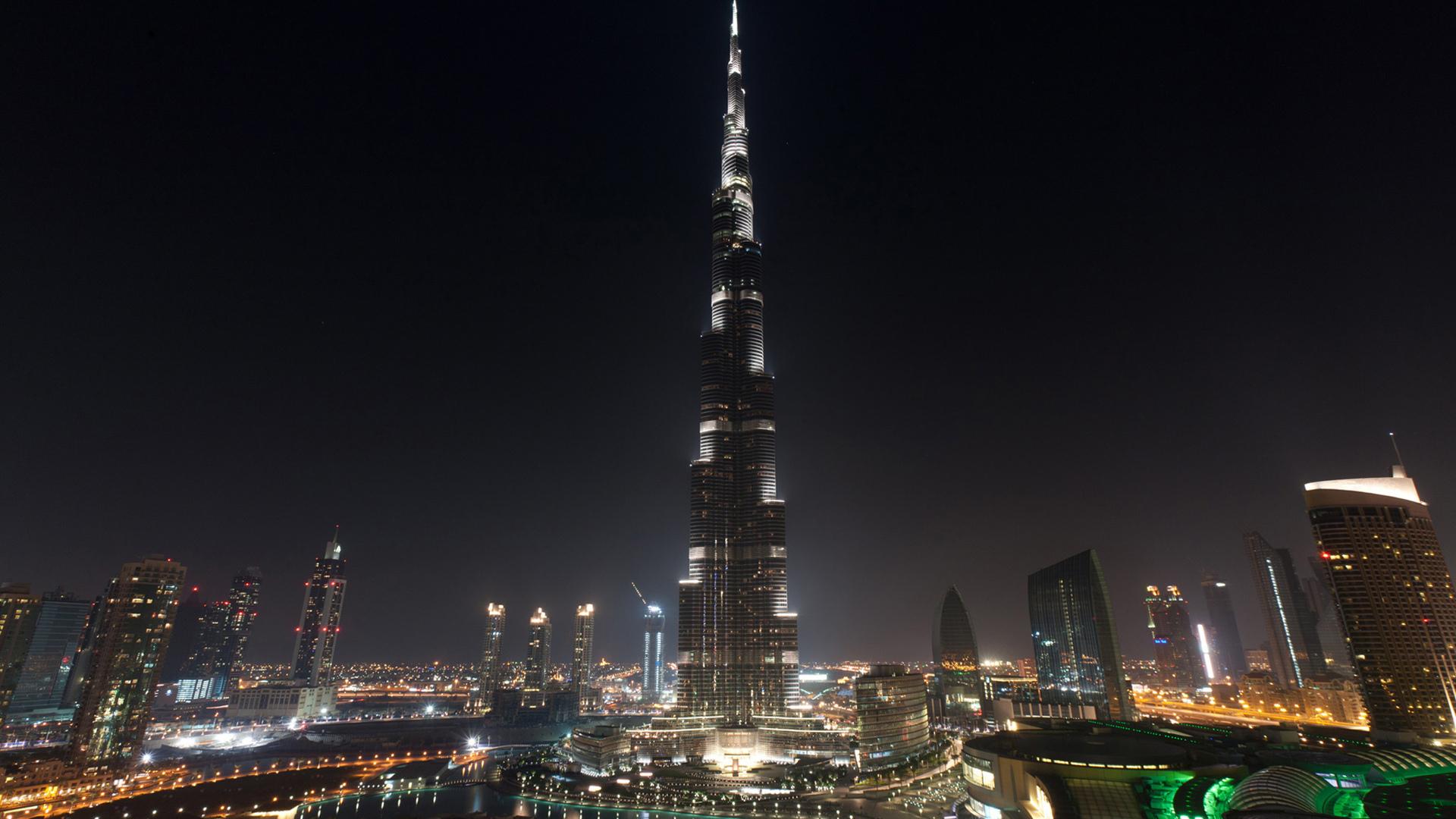 Burj Khalifa 4K