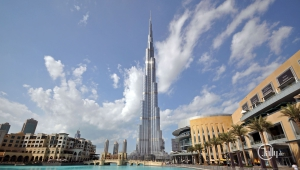 Burj Khalifa Background