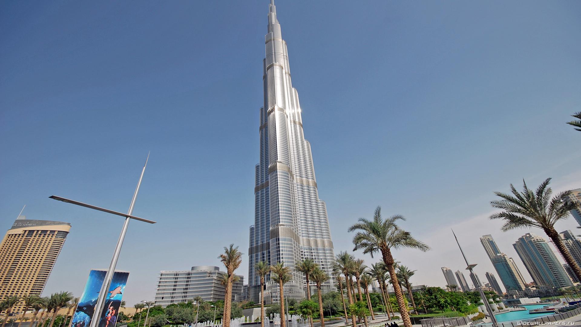 Burj Khalifa Computer Backgrounds